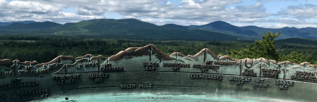 Top Ten Hikes In and Around Fryeburg, Maine